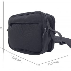 Focus Concealed Carry CCW Bag Black