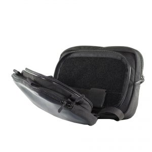 9TACTICAL Focus Navy MH Concealed Carry CCW Bag