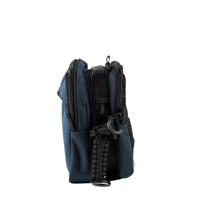 9TACTICAL Focus Navy Concealed Carry CCW Bag